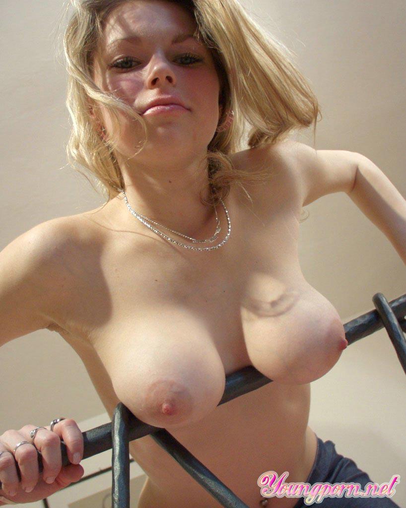Смотреть порно груди грушевидной формы